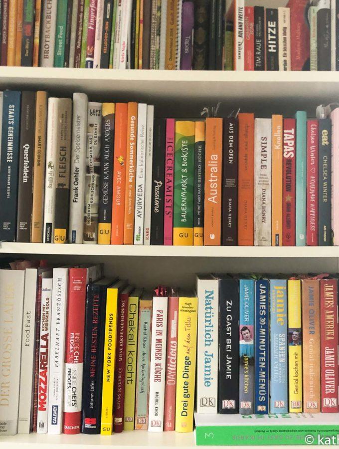 Meine Kochbücher