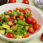 Schneller Avocadosalat