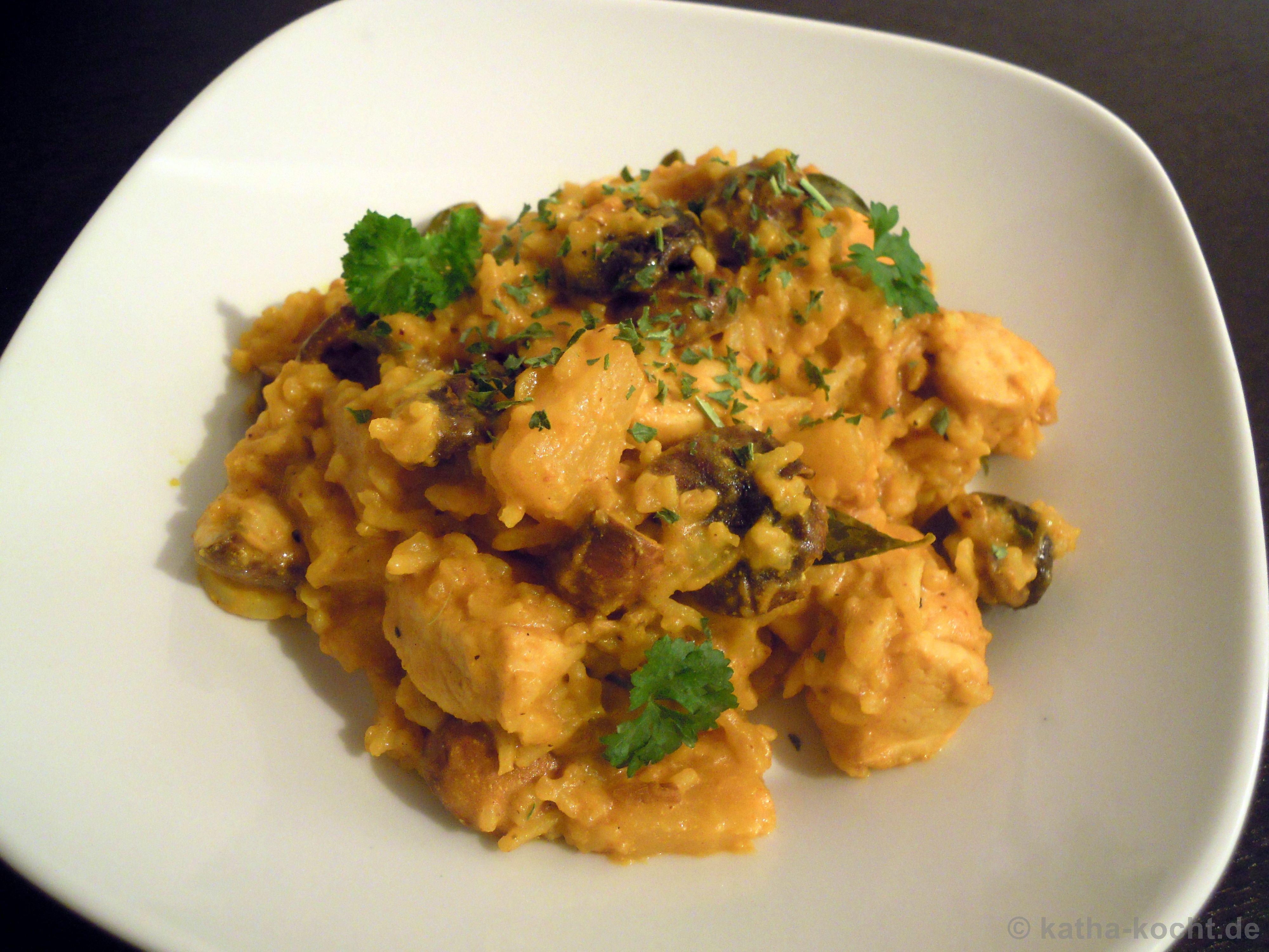 Chicken Curry - Katha-kocht!