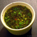Chimichurri-Sauce
