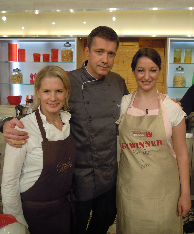 Die Zdf Kuchenschlacht Vom 10 02 2012 Katha Kocht