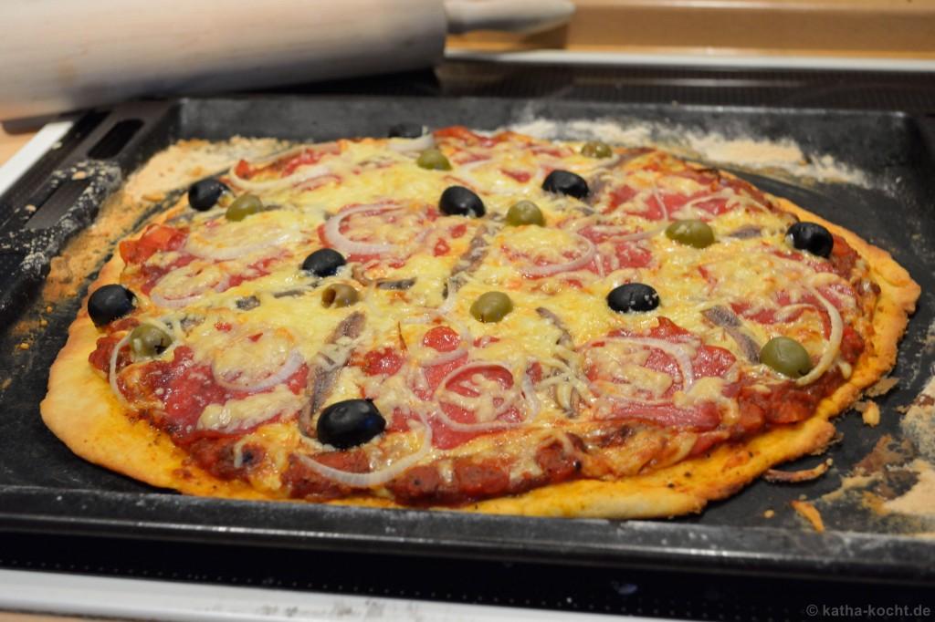 Sardellen Pizza Schwangerschaft