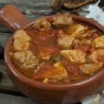 Tapas – Schweinefilet mit getrockneten Tomaten