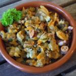 Tapas – Meeresfrüchte Salat