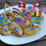 Deutsche Tapas – Matjes auf Bratkartoffeln