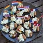 Deutsche Tapas – Würstchen mit Kartoffelsalat
