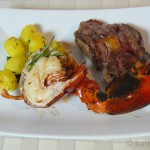 Surf and Turf - Hummer und Steak