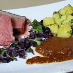 In Zorras Braun-Kochbuch von Foodbloggern dabei!
