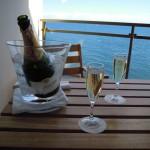 Champagner in Monaco