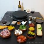 Spanisches Raclette