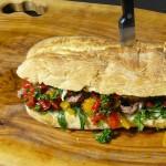 Jamie Oliver's Steak-Sandwich