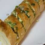 Brot mit Kräuterbutter