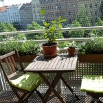 Kräutergarten auf Balkonien 2013