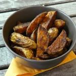Tapas – Pikante Paprika-Kartoffelspalten