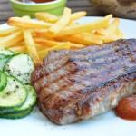 Fast-Food Tabasco-Steak
