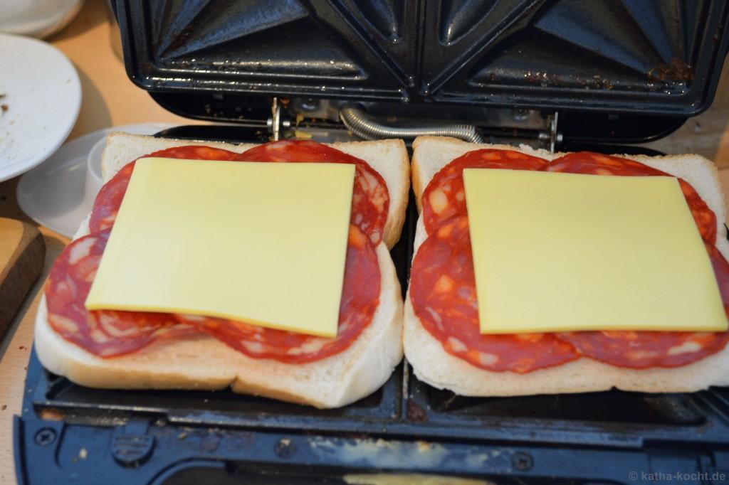 Sandwich_Chorizo_Käse_1