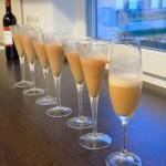 Bratapfel-Bellini