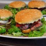 Lamm-Burger Duo