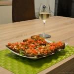 Oliven-Bruschetta