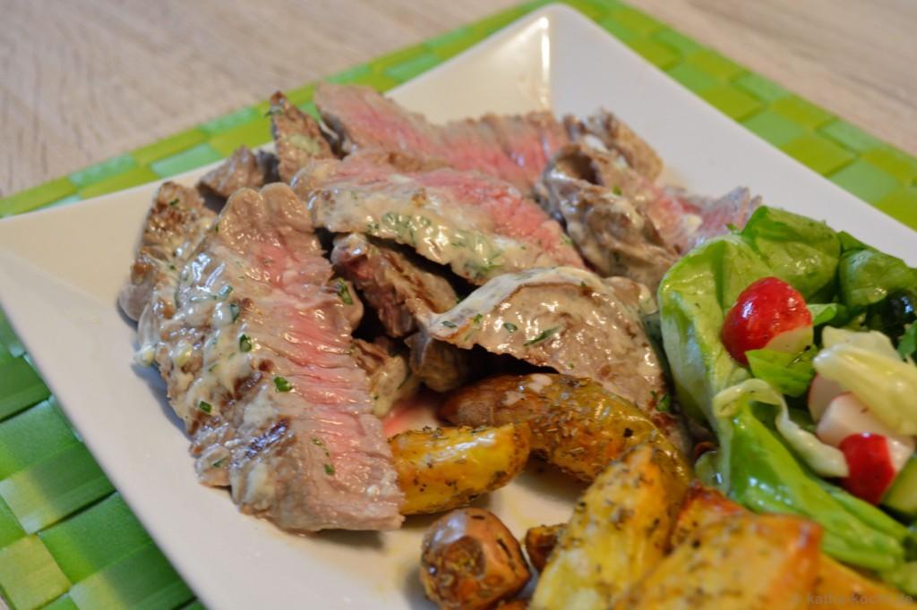 Steak_Mit_Mayo-Kräuter_Marinade_4