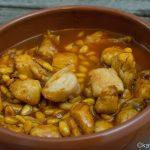 Tapas – Honig-Hähnchen mit Pinienkernen