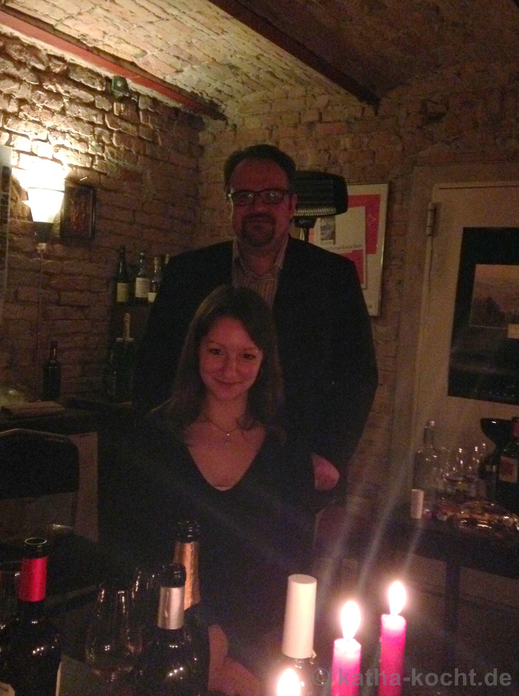 Spanisches Weinseminar bei Bernhard Moser