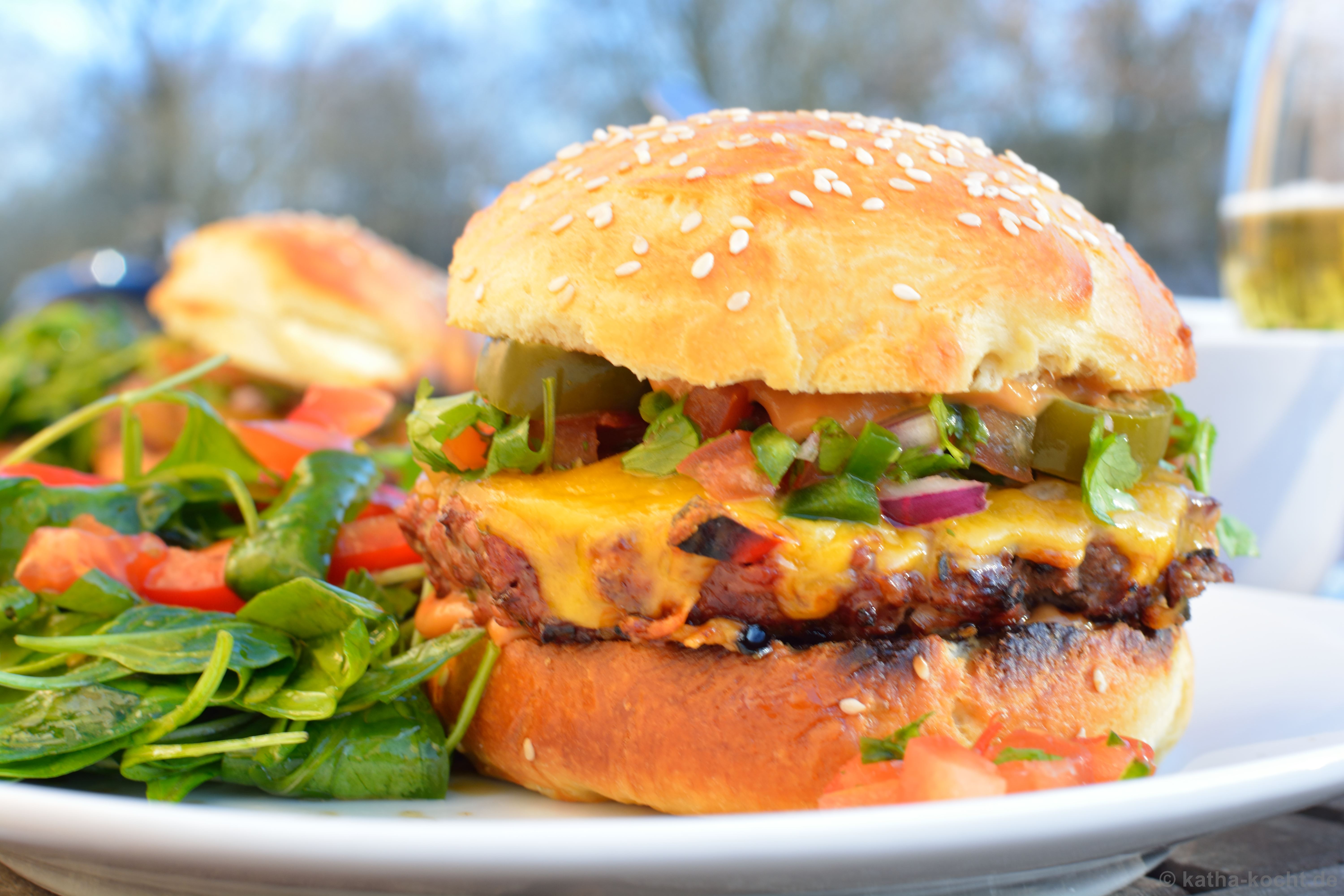 Chili Burgers Recipes — Dishmaps