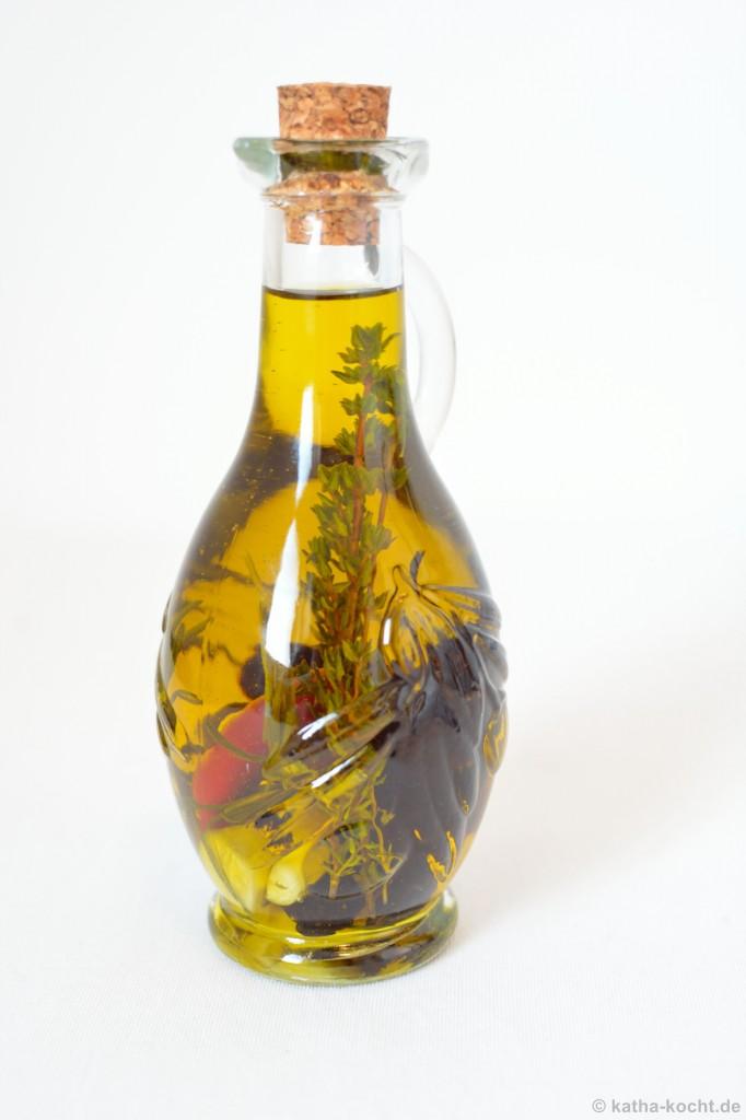 Kräuter-Knoblauch-Öl_2