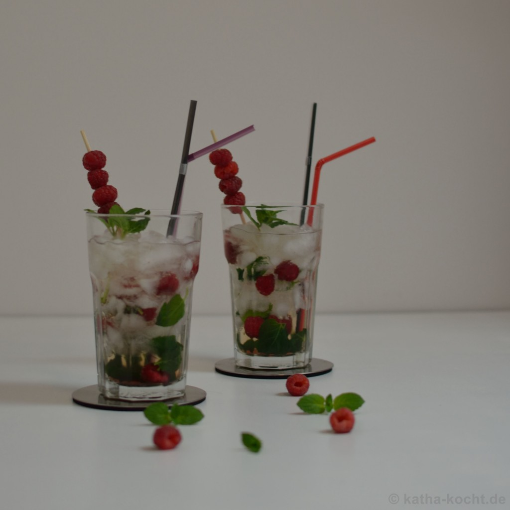 Minz-Himbeer_Cocktail_3