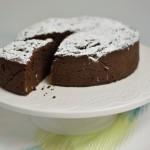 Schokoladigster Pecanuss Kuchen