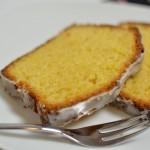 Kleiner Zitronen-Orangen Kuchen