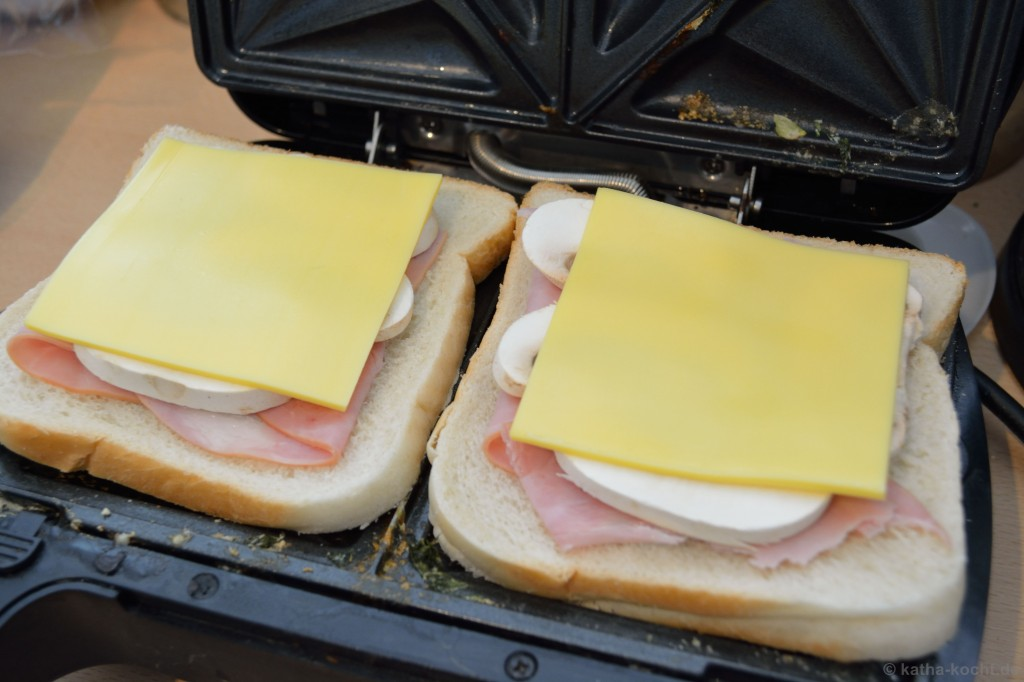 Sandwich_Schinken_Käse_Champignons_1