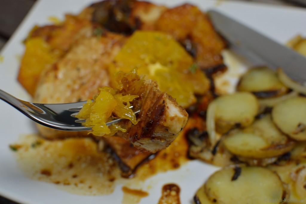 Schweinerücken_mit_gebratenen_Orangen_und_Bratkartoffeln_6