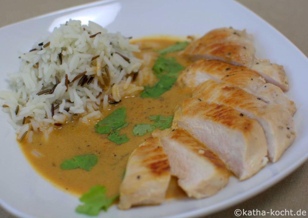 Hähnchen_in_scharfer_Kokos_Curry_Sauce_ (3)
