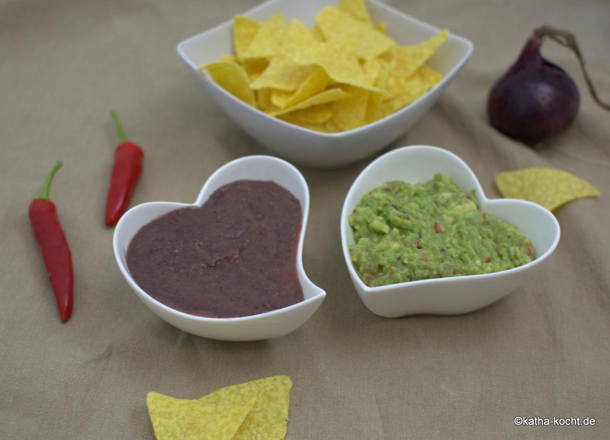 Mexikanischer Bohnen Dip - Katha-kocht!