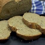 Roggen-Kürbiskern Brot
