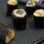 Mal wieder Sushi