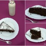 saftiger rote bete schokoladenkuchen