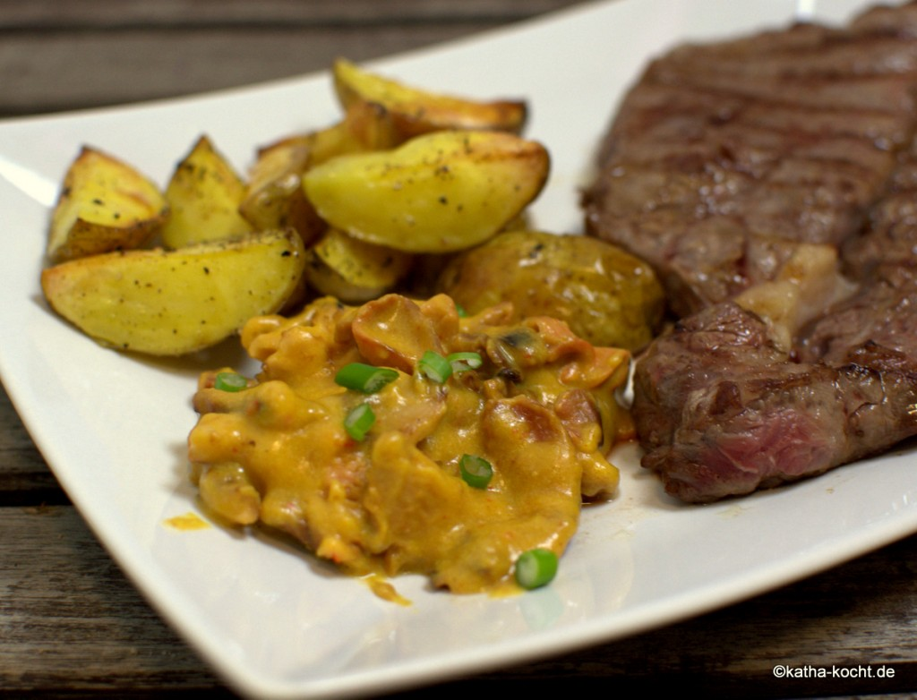 Steak_mit_Kürbis_Pilz_Créme_ (1)