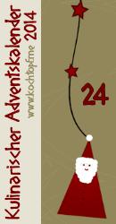 Kulinarischer Adventskalender 2014 - Türchen 24