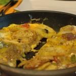 Tapas – Huevos estrellados