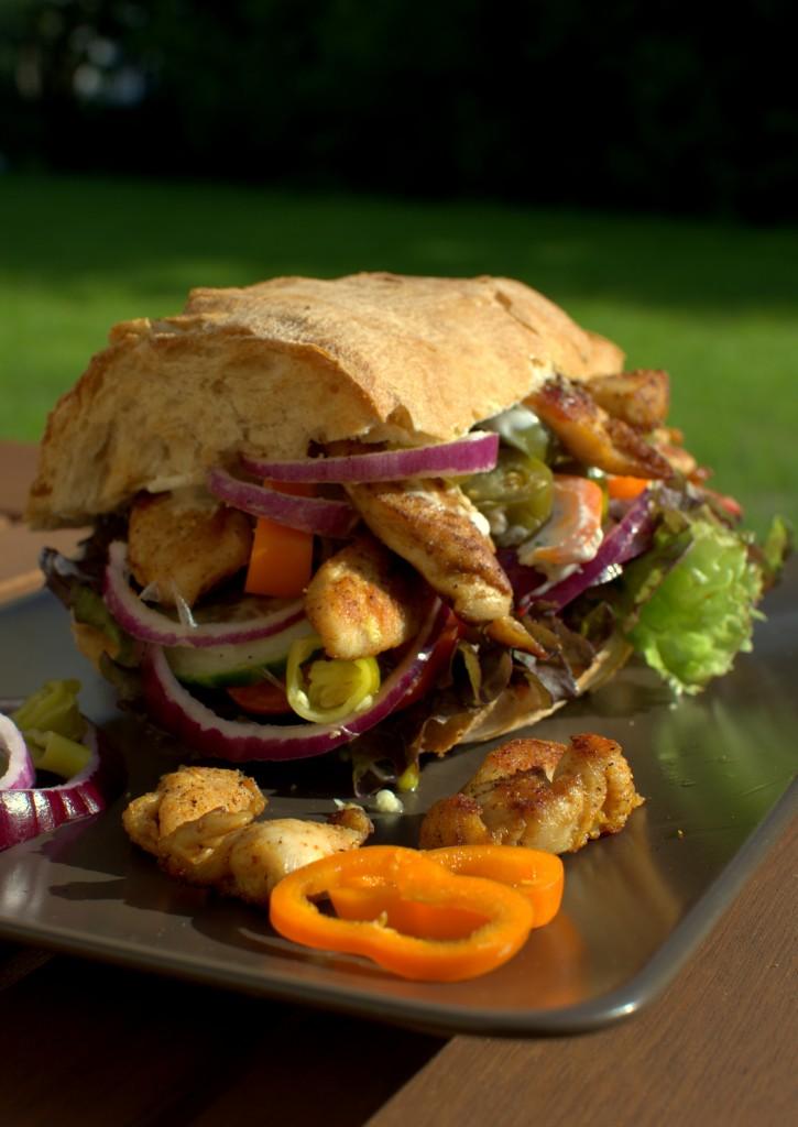 Scharfes_Chicken_Sandwich