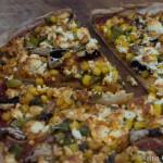 Veggie Dinkel Pizza