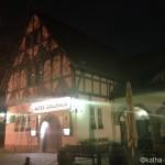 Das Restaurant Altes Zollhaus