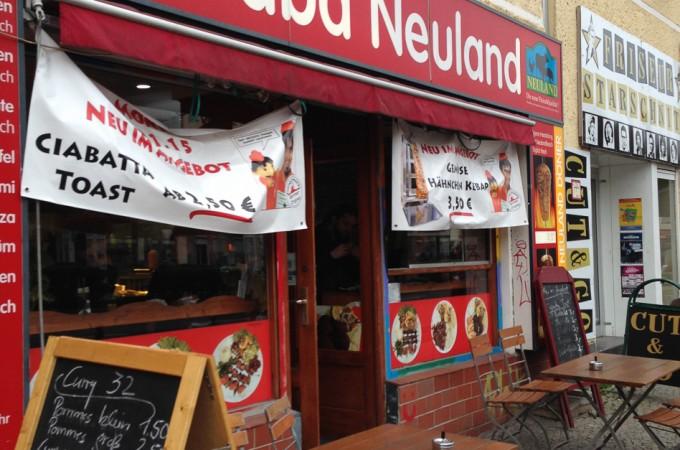 Meraba Neuland Döner - Berlin