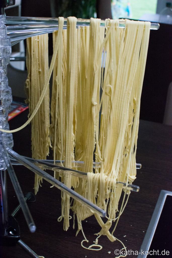 Spaghetti_mit_Zucchini_und_Brathähnchenresten_ (1)