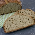 Emmer Brot aus dem Topf
