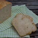 Toastbrot mit Hefeweizen