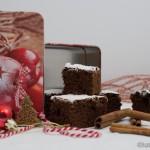 Weihnachts-Brownies für die süße Weihnachtsbäckerei