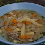Die Suppenhuhn Challenge – ein Huhn für drei Gerichte
